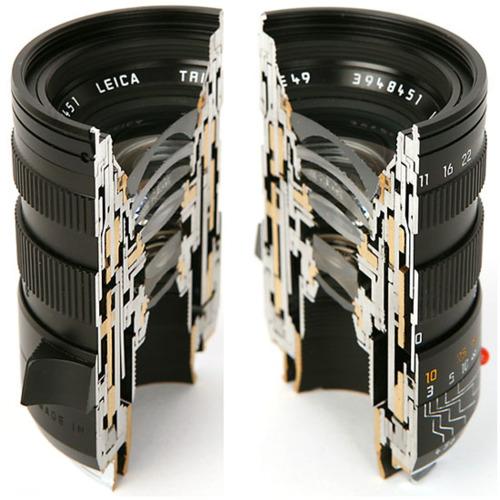 light saber + leica lens =
