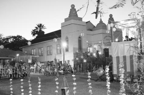 lahaina hongwanji temple. lahaina hongwanji obon festival. maui, hawaii.