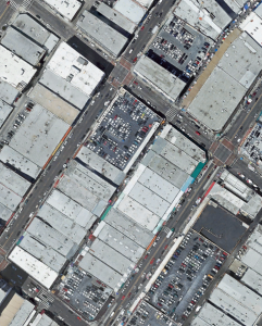 santee alley sept 2015 photo map